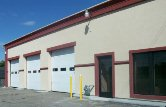 Remodeled old PVS Automotive building             (once Capital Auto)