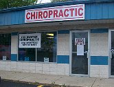The new Coldwater Chiropractic Wellness Center in                 Coldwater, Michigan